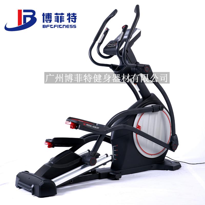 bce603健身房椭圆机有氧器材专业椭圆机健身车厂
