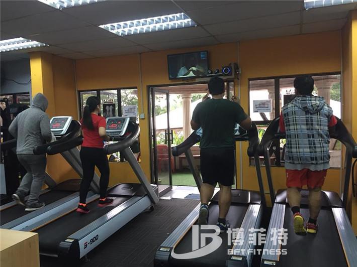 马来西亚博菲特跑步机