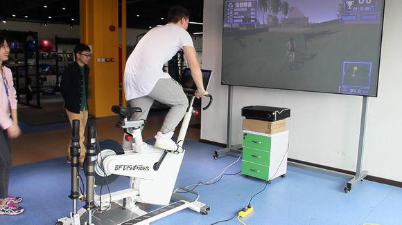 智能动感单车