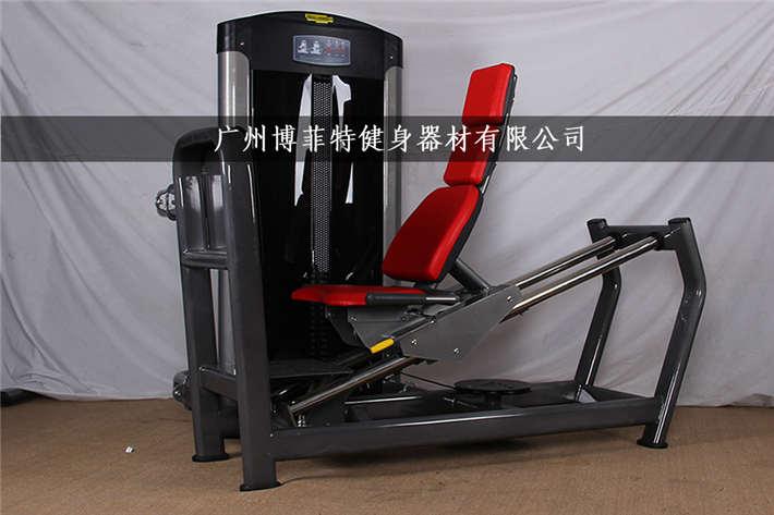 坐姿平蹬腿训练器