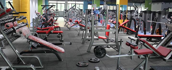 博菲特健身器材有限公司
