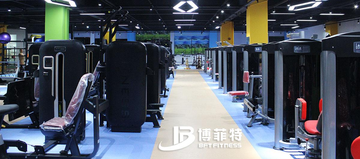 7000系列健身器材