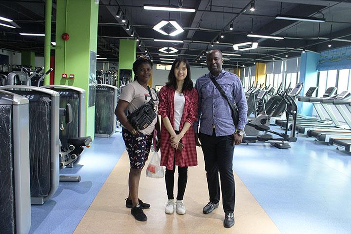尼日利亚健身器材