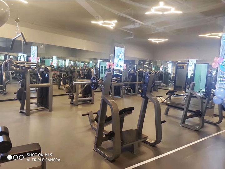 东莞健身房