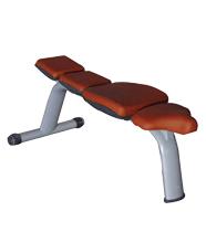 BFT2035哑铃飞鸟训练平凳健身椅 力量健身器材 厂