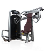 BFT2008上斜推胸训练器 力量健身器材 厂家直销
