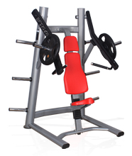 BFT5011坐式上斜推胸训练器 胸肌锻炼器械